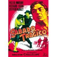 Sábado trágico - DVD
