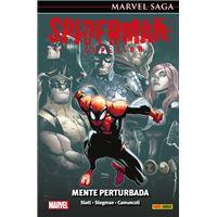 El Asombroso Spiderman 40. Spiderman Superior: Mente perturbada. Marvel Saga