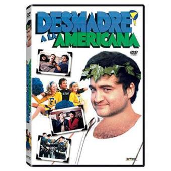 Desmadre a la americana - DVD