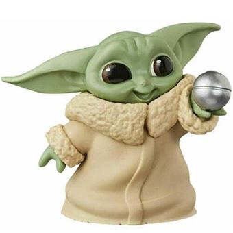 Figura Star Wars Baby Yoda The Child pelota bounty collection
