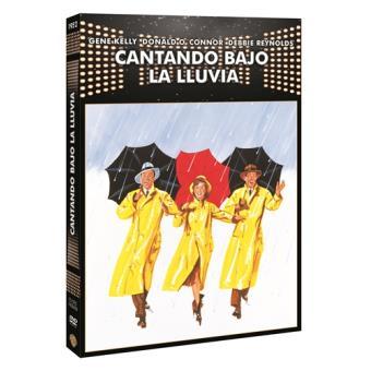 Cantando bajo la lluvia - DVD