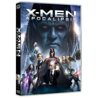 X-Men Apocalipsis - DVD