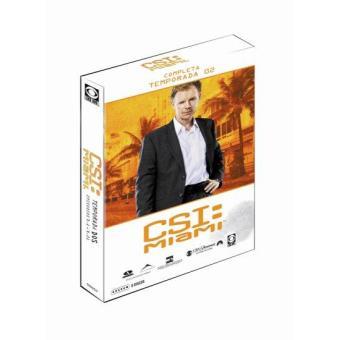 C.S.I.: Miami - Temporada 2 - DVD