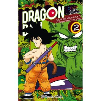 Dragon Ball Color Piccolo nº 02/04