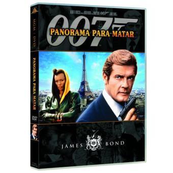 007: Panorama para matar - DVD