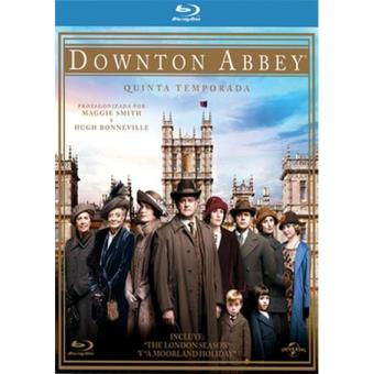 Downton AbbeyDownton Abbey - Temporada 5 - Blu-Ray