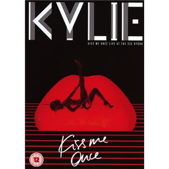 Kiss Me Once Tour (DVD + 2 CD)