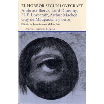 El horror segùn Lovecraft