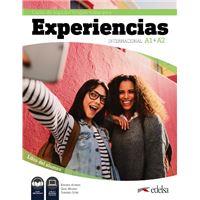 Experiencias Internacional A1 + A2. Libro del alumno