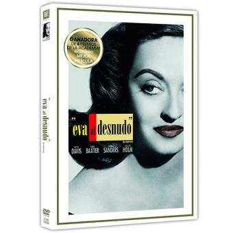 Eva al desnudo - DVD
