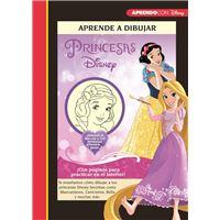 Aprende a dibujar a las Princesas Disney