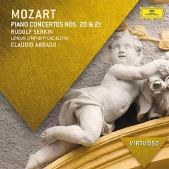 Piano Concertos Nº 20 & 21
