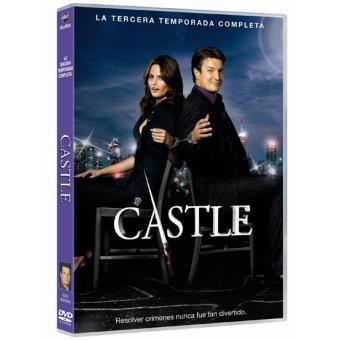 CastleCastle - Temporada 3 - DVD