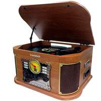 Tocadiscos Bluetooth Sunstech PXRC52CD
