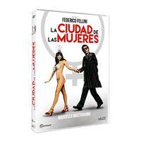 La ciudad de las mujeres - DVD