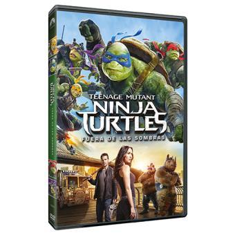 Tortugas NinjaNinja Turtles: Fuera de las Sombras - DVD