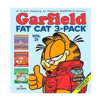 Garfield Fat Cat 3-Pack - Vol. 21