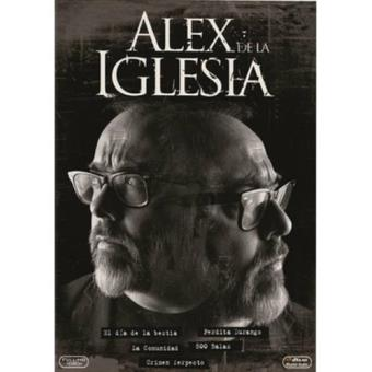Pack Álex de la Iglesia - Blu-Ray