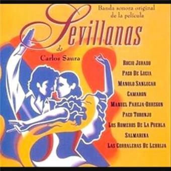 Sevillanas de Carlos Saura (B.S.O.)