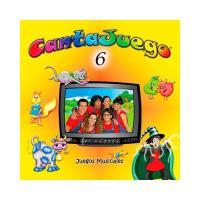 Cantajuego Vol. 6 - DVD + CD