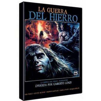 La guerra de hierro - DVD