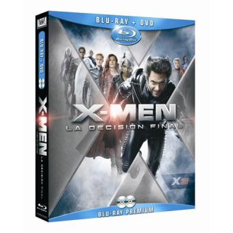 X-Men 3: La decisión final - Blu-Ray + DVD