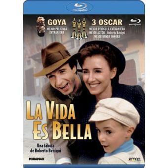 La vida es bella - Blu-Ray