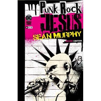 Punk Rock Jesus - Edición limitada DC Black Label