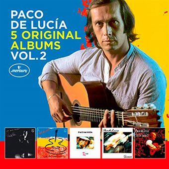 5 Original Albums Vol 2 - 5 CD