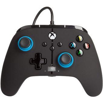 Mando PowerA Enhanced Hint Negro/Azul para Xbox Series X / Xbox One