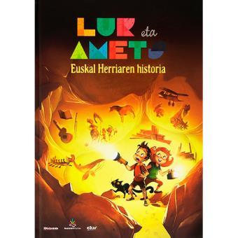 Lur eta Amets: Euskal Herriaren historia
