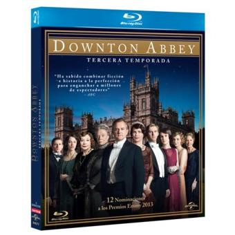 Downton AbbeyDownton Abbey - Temporada 3 - Blu-Ray