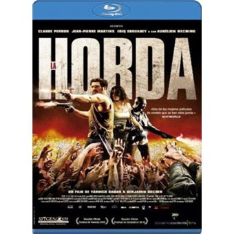 La horda - Blu-Ray