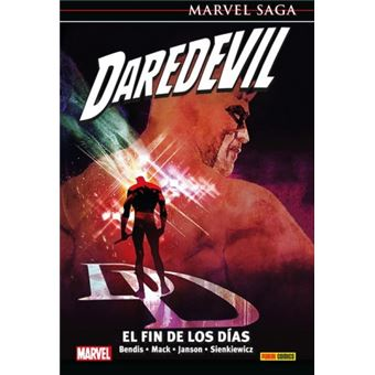Marvel Saga. Daredevil 25  El fin de los días