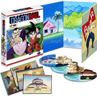 Dragon Ball Box 3 Ed Coleccionista - Blu-ray