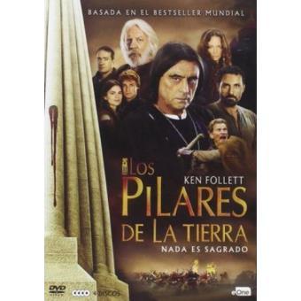 Los pilares de la tierra. La serie Completa  Miniserie - DVD