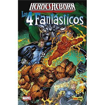 Heroes Reborn: Los 4 Fantasticos