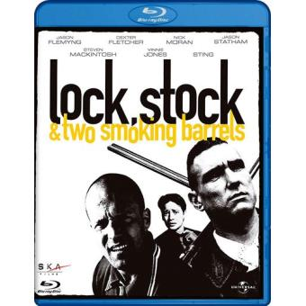Lock & Stock - Blu-Ray