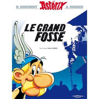 Asterix - le Grand Fossé - n°25
