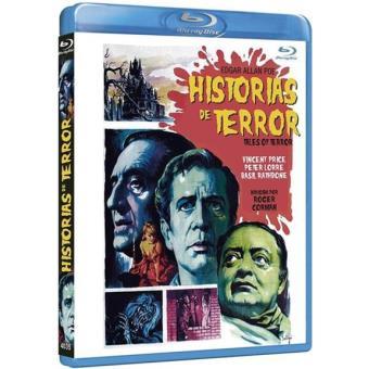 Historias de terror - Blu-Ray
