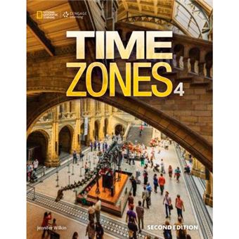 Time Zones 4 - Student's Book and Online Workbook