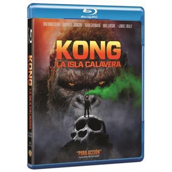 Kong: La Isla Calavera - Blu-Ray