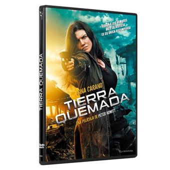 Tierra quemada - DVD