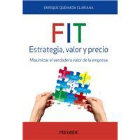 FIT. Estrategia valor y precio