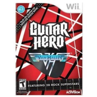Guitar Hero Van Halen Software Wii