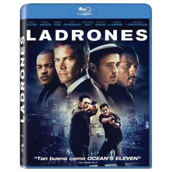Ladrones - Blu-Ray