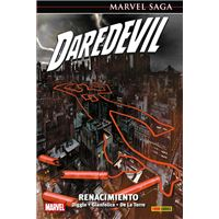 Daredevil 24. Renacimiento. Marvel Saga