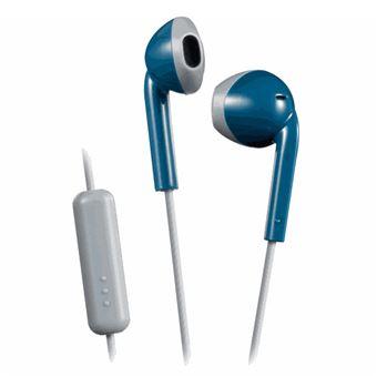 Auriculares JVC HA-F19M Azul