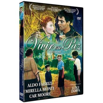 Vivir en paz - DVD