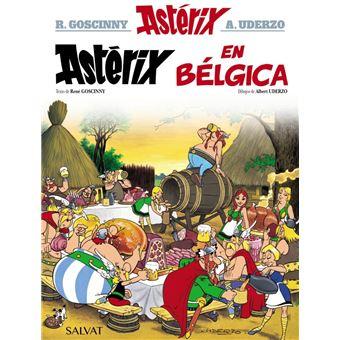 Astérix 24 - Astérix en Bélgica